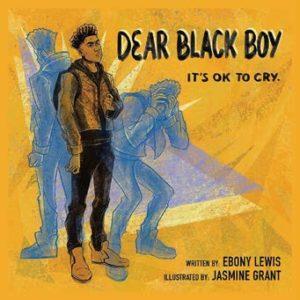 Book cover - Ebony's book